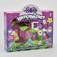 Яйцо сюрприз Hatchimals 725 (48) 3 яйца, 2 гнезда, 2 зверька, 1 дерево
