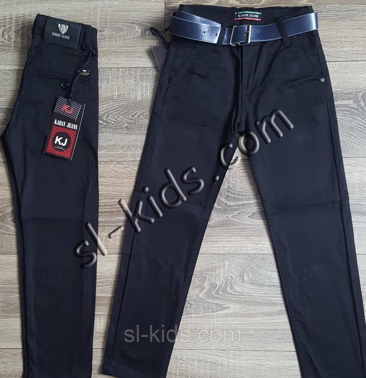 Штани,джинси для хлопчика 6-10 років(чорні) розд пр. Туреччина