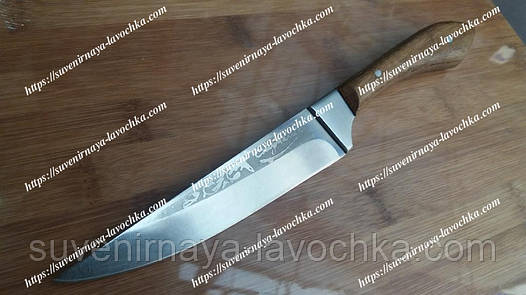 Нож Спутник 58 Овощной