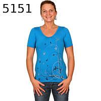 Термофутболка женская женская Lasting Elis, M 5151 синий