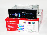 Автомагнитола DEH-X4700U - Usb+Sd+Fm+Aux+ пульт, фото 1