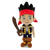 """Плюшевый Джейк из м/ф """" Джейк и пираты Нетландии"""". Disney."""