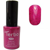 Гель-лак Tertio 066 (малиновый с блесками) 10мл