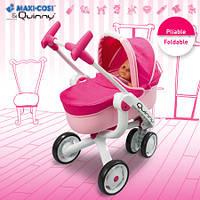 """Детская коляска для кукол  """"Maxi Cosi Quinny 4в1"""" 550389"""