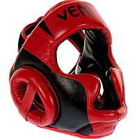 Шлем Venum Absolute 2.0 Headgear Red Devil Nappa Leather (EU-VENUM-0677)
