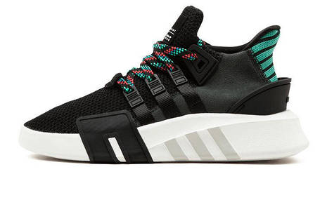 Мужские кроссовки Adidas EQT BASK ADV Black Multi, фото 2