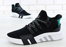 Мужские кроссовки Adidas EQT BASK ADV Black Multi, фото 3