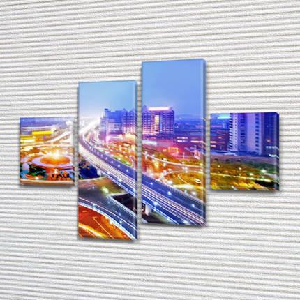 Картины на кухню фото, на Холсте син., 65x80 см, (25x18-2/55х18-2), фото 2