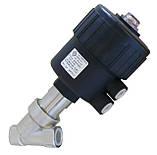 Клапан c пневмоприводом нержавеющий ODE (Italy), фото 3