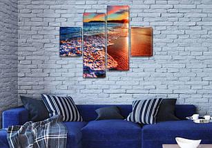 Купить картину модульные, на Холсте син., 65x80 см, (25x18-2/55х18-2), фото 3