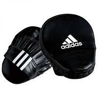 """Кожанные скоростные лапы Adidas """"Leather"""""""
