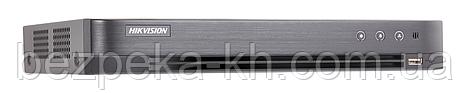 4-канальный Turbo HD видеорегистратор Hikvision DS-7204HUHI-K1/P (PoC)