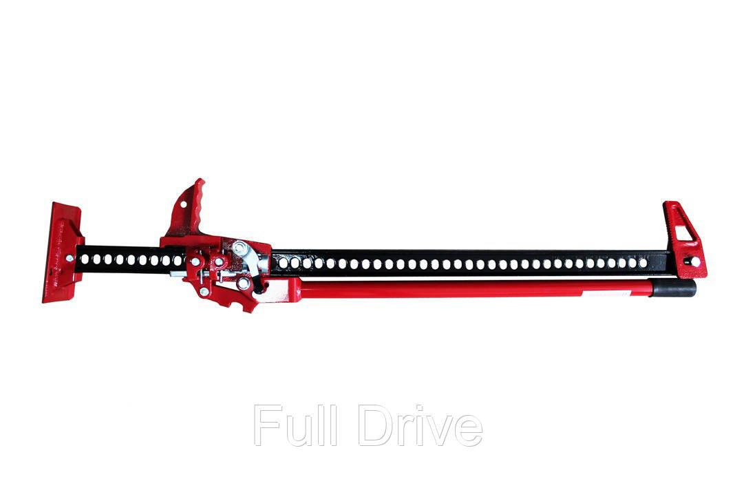 """Домкрат рейковий 48"""" (123 cm)"""