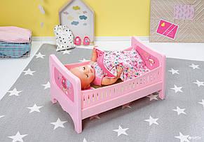 Кроватка для куклы Baby Born Zapf Creation 824399, фото 3