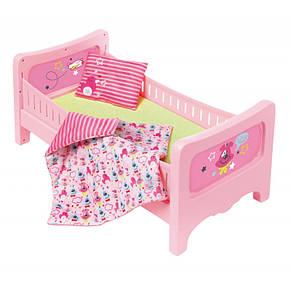 Кроватка для куклы Baby Born Zapf Creation 824399, фото 2