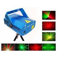 Лазер-Светомузыка Диско LASER YX039