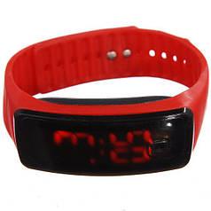 Часы наручные электронные SPORT Красные