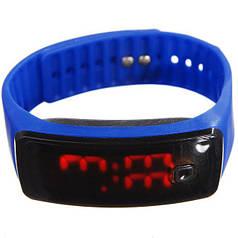 Часы наручные электронные SPORT Синие