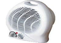Тепловентилятор электрический для дома Domotec DT-4100, 2000 W, регулятор температуры, индикатор работы, высокая теплопроизводительность, обогреватель