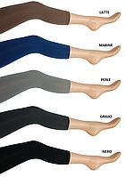 Женские лосины-капри MEGAN 60 den (размер 1/2 в расцветках), фото 1