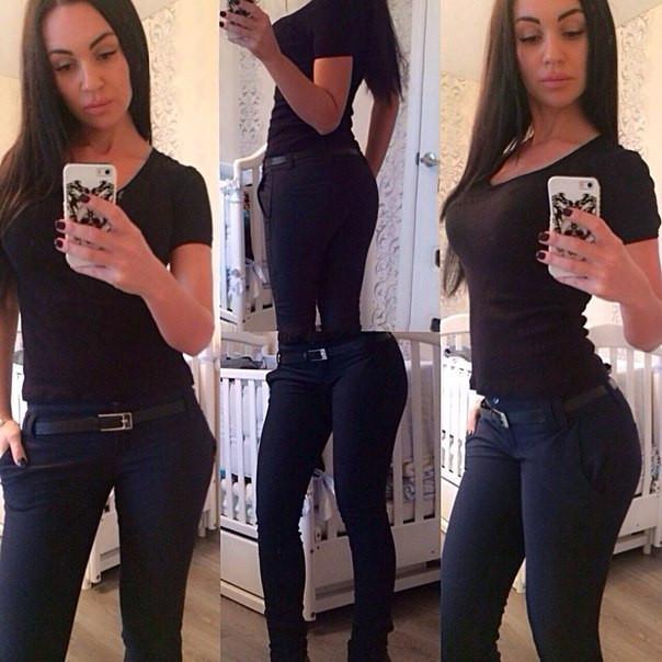 Женские брюки тонкий флис