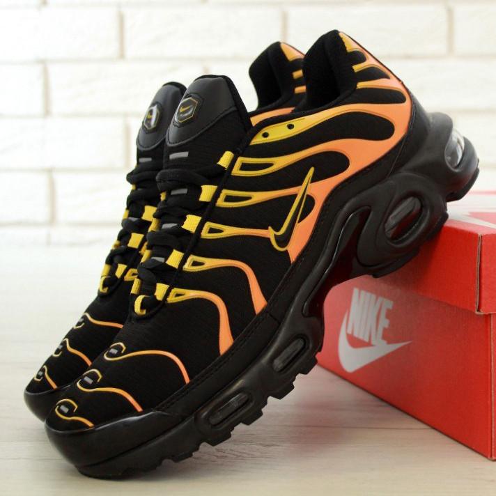 Nike Air Max TN Plus Black Fire (реплика)