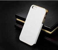 Модный чехол для iPhone 5/ 5S белого цвета