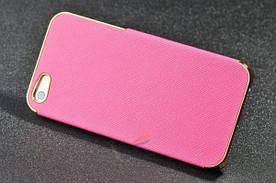 Чохол для iPhone 5/ 5S розого кольору