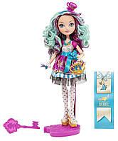 Кукла Ever After High Madeline Hatter (Базовая Меделин Дочь Безумного Шляпника) Школа Долго и Счастливо