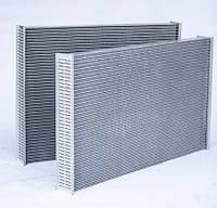 Соты радиатора C/B MAN 660x695x70 700x100