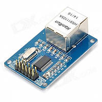 Сетевой модуль Ethernet Shield Arduino, ENC28J60