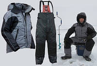 Костюм Shimano Xtreme Winter Suit Gray