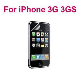 Захисна плівка для Apple iPhone 3 глянсова на передню частину