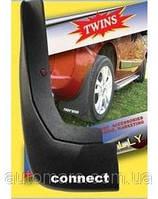 Передние брызговики для Ford Connect 2006-2009 (2 шт)