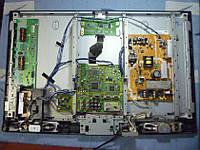 Платы от TV LCD Panasonic TX-R32LX80 поблочно, в комплекте (разбита матрица).