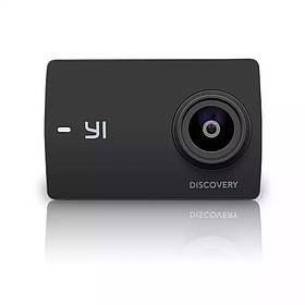 Экшн-камера Xiaomi Yi Discovery 4k Black ОРИГИНАЛ