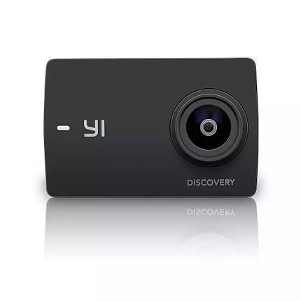 Экшн-камера Xiaomi Yi Discovery 4k Black ОРИГИНАЛ, фото 2