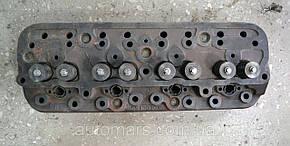 Головка блока цилиндров ЮМЗ с клапанами Д-65