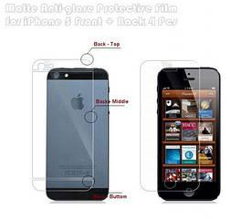 Захисна плівка для Apple iPhone 5