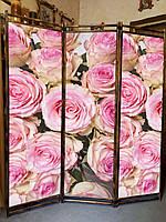 """Ширма """"Розы""""170х150см"""