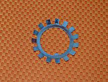 Шайба М15 стопорная оцинкованная DIN 5406
