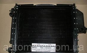Радиатор МТЗ-80 70П-1301.010 с дв. Д-240,243 (4-х рядн.) Латунный