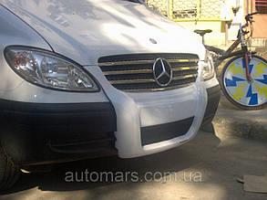 Передня губа Mercedes Vito W639 (2010-2015)