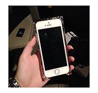 Удобный красивый блок чехол Iphone 5 5s ICE Cube Case