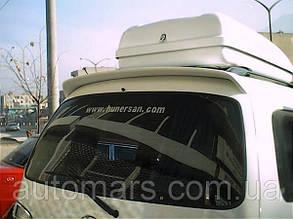 Спойлер довга база (під фарбування) Hyundai H1 Starex H200