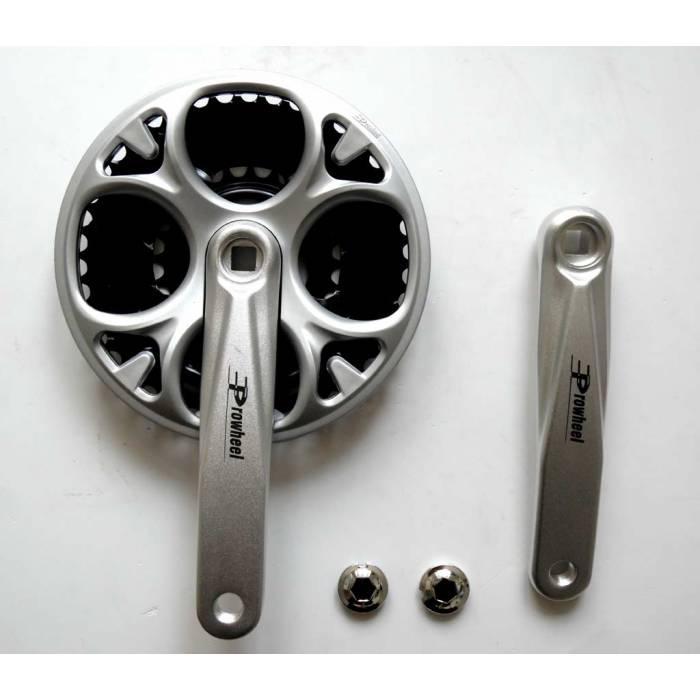 Шатуны для велосипеда Prowheel FORGED 42-34-24