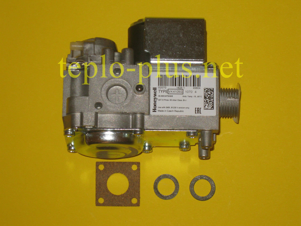 Газовый клапан 39804880 Ferroli Domina, Domitop