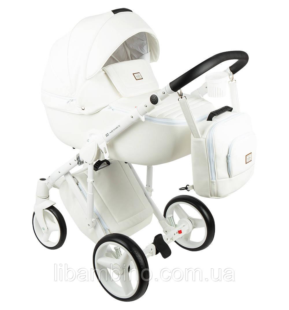 Дитяча універсальна коляска 2 в 1 Adamex Luciano Deluxe Q-107