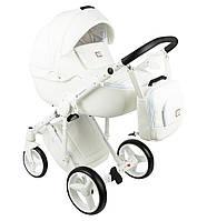 Дитяча універсальна коляска 2 в 1 Adamex Luciano Deluxe Q-107, фото 1