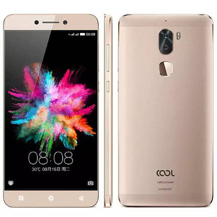 Смартфон Leeco cool1 \ Coolpad cool1 4/32 Gold , фото 2